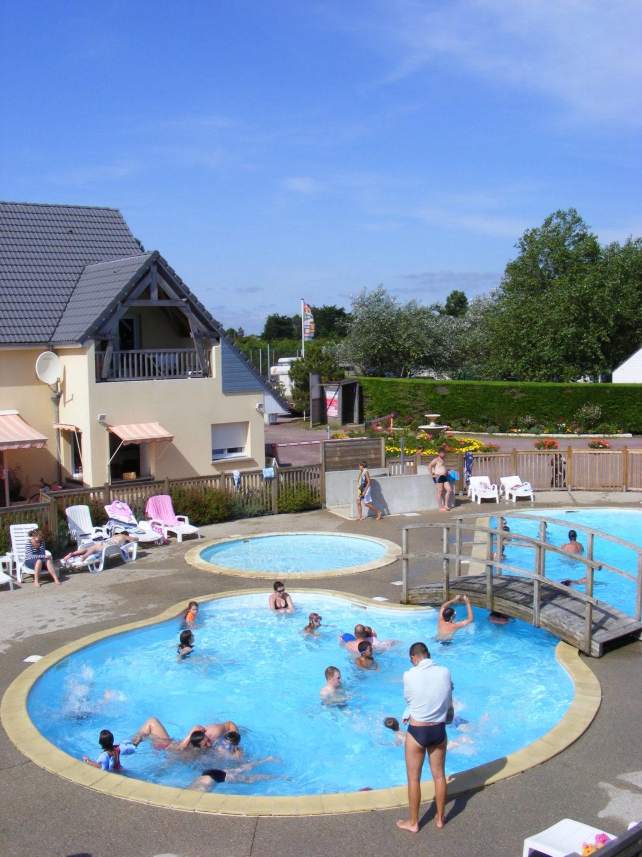 CAMPING esperance vue piscine - cotentin - normandie 2009 002