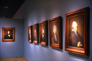 Musée_Thomas_Henry_-_salle_Jean-François_Millet
