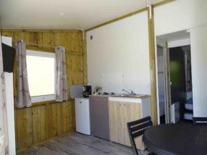 Location hebergement - Séjour 01 Tithome Camping l'Espérance 4 etoiles - Cotentin - Normandie