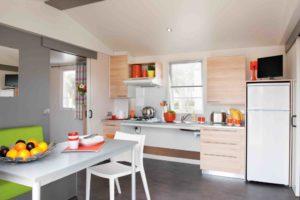 Location mobil-home - Handi Life séjour - camping esperance 4 etoiles - denneville - Cotentin - normandie