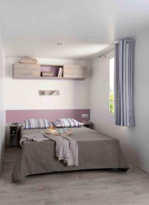 Location mobil-home - SUPER-OCTALIA-3-CHAMBRE-PARENTS - camping esperance 4 etoiles avec espace aquatique - Denneville - Cotentin - NormandiE