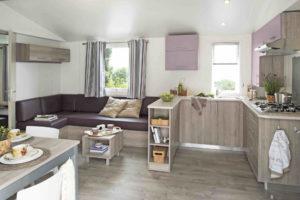 Location mobil-home - SUPER-OCTALIA-SEJOUR - camping esperance 4 etoiles avec espace aquatique - Denneville - Cotentin - Normandie