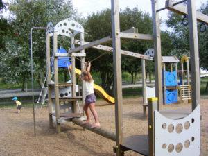 activité camping - équipements - aire de jeux - activité pour les enfants - camping l'Espérance 4 étoiles- Denneville - camping avec espace aquatique - Cotentin - Manche - Normandie