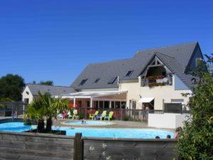 activite camping - piscine - camping esperance 4 etoiles avec espace aquatique - cotentin - normandie