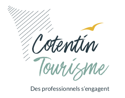 LOGO COTENTIN TOURISME CARRE