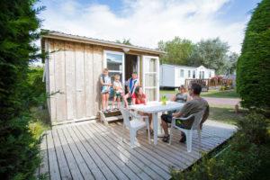location Tithome camping espérance Denneville Côte des Isles Normandie Cotentin