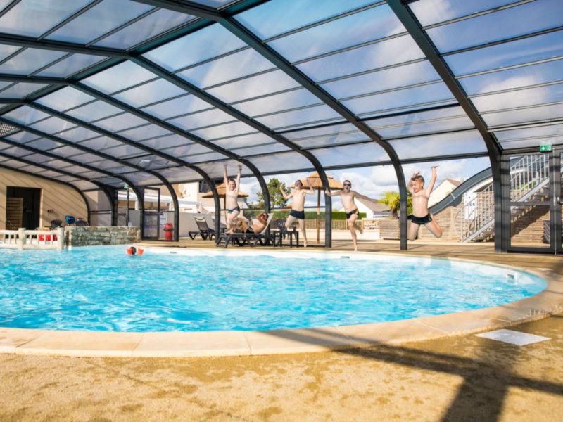 Découvrez notre nouvel espace aquatique couvert